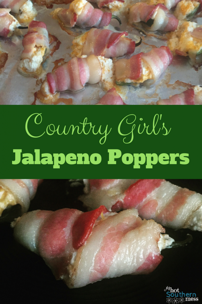 Country Girl's Jalapeño Poppers | My Hot Southern Mess