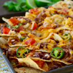 Chili Nachos | Country Girl Gourmet