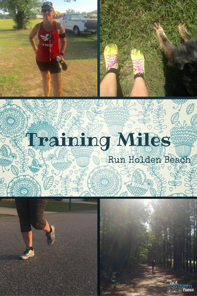 Training Miles: Run Holden Beach