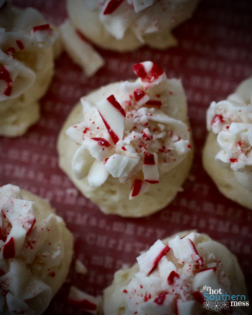 Peppermint Meltaways | My Hot Southern Mess