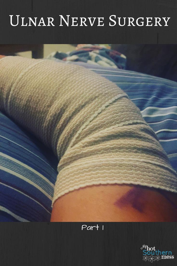 Ulnar Nerve Surgery   Part 1