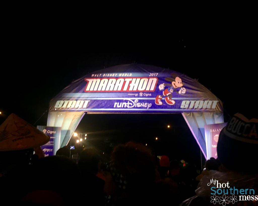 WDW Marathon 2017 Recap | My Hot Southern Mess