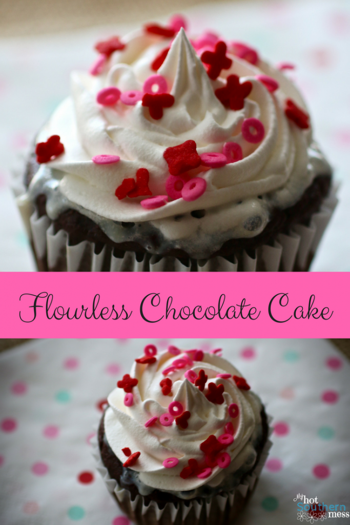 Flourless Chocolate Cake | My Hot Southern Mess