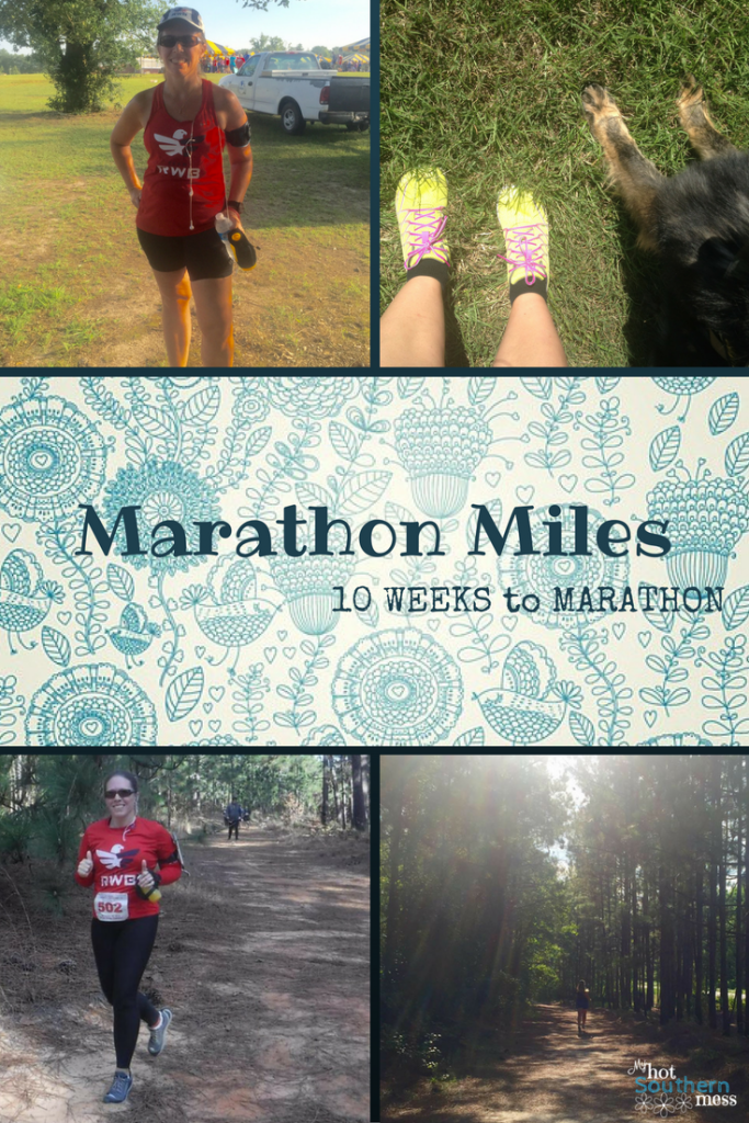 Marathon Miles 10 weeks to marathon