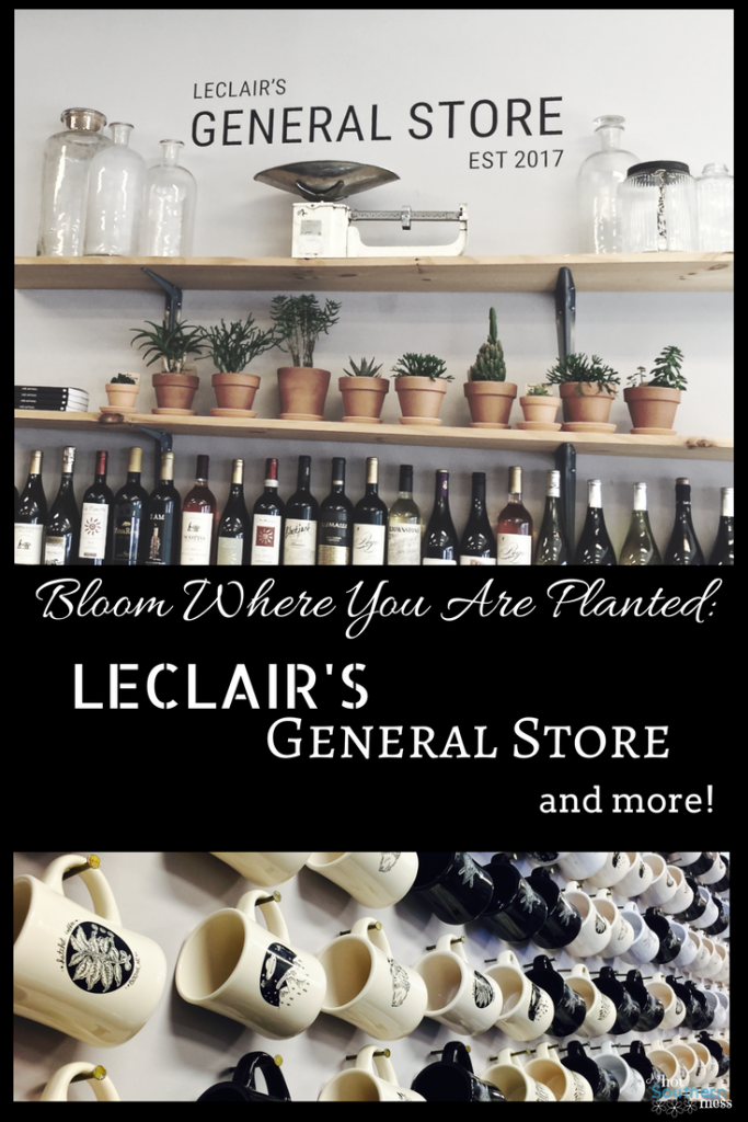 Bloom Where You are Planted: Leclair's General Store and more! |My Hot Southern Mess
