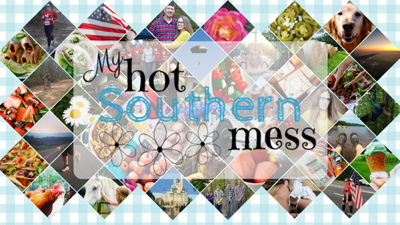 My Hot Southern Mess