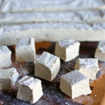 Gingerbread Marshmallows| My Hot Southern Mess