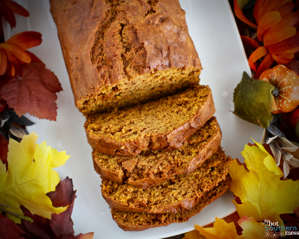 Pumpkin Bread | My Hot Southern Mess