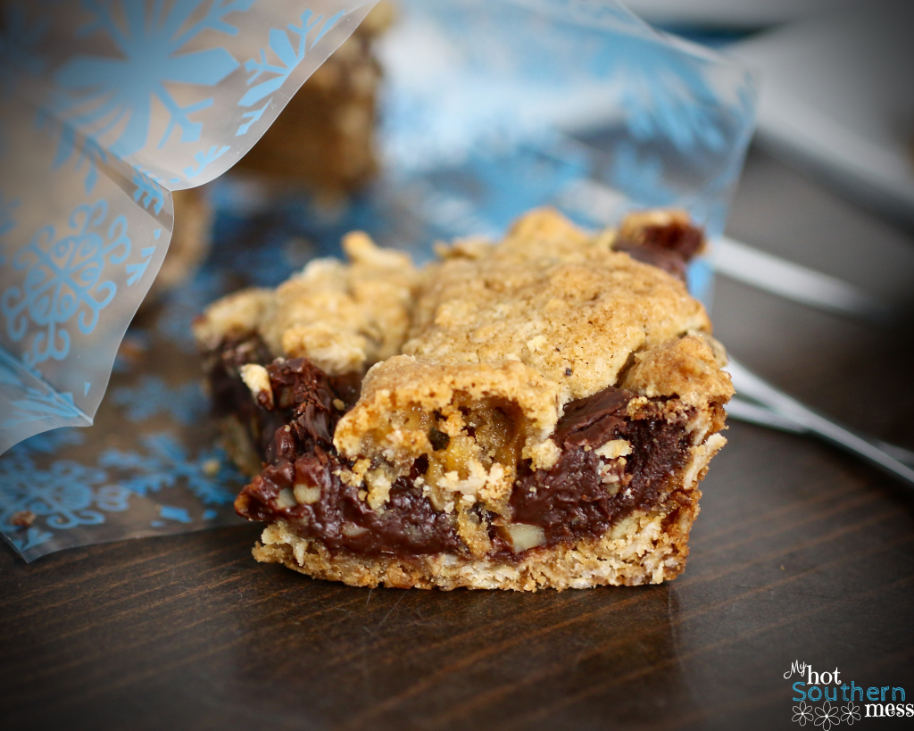 Chocolate Revel Bars | My Hot Southern Mess