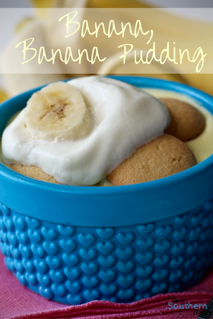 Banana, Banana Pudding | My Hot Southern Mess
