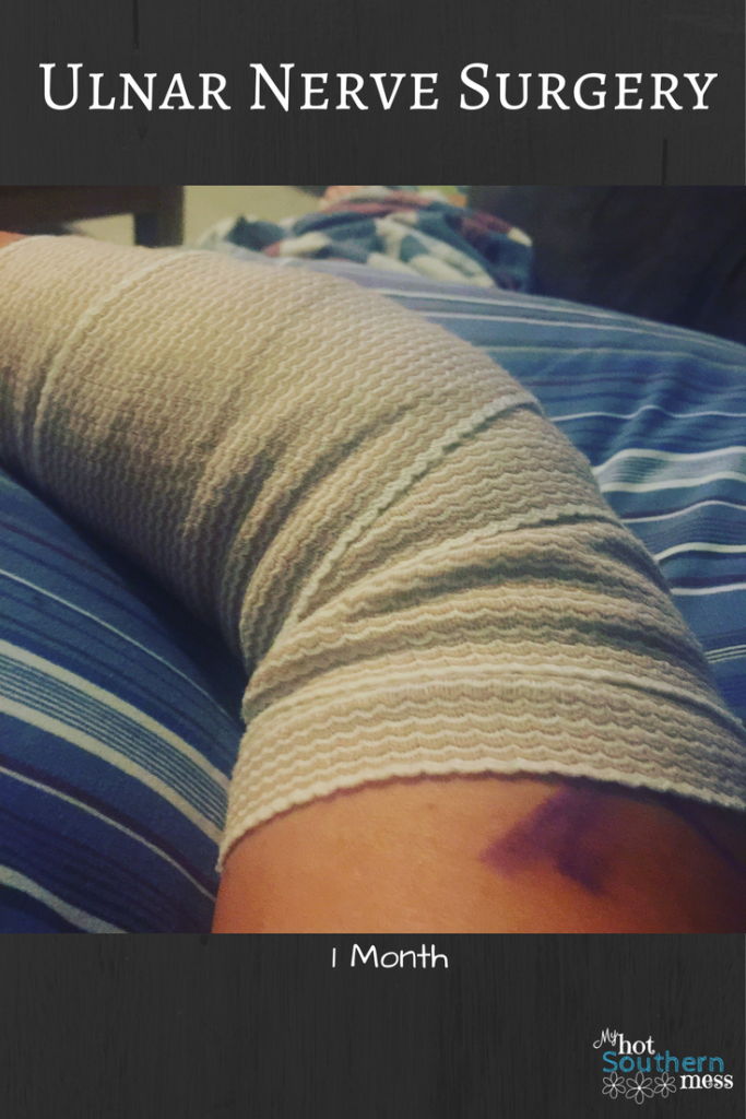 Ulnar Nerve Surgery | My Hot Southern Mess