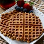 Sweet Potato Waffles | My Hot Southern Mess