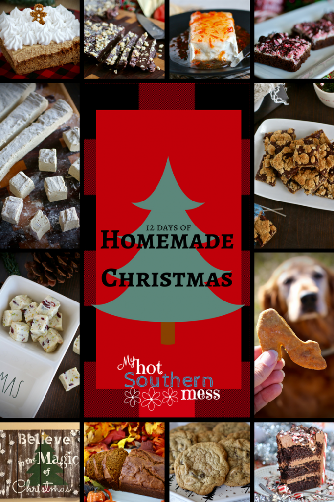 12 Days of Homemade Christmas | My Hot Southern Mess