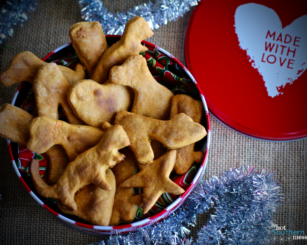 Homemade Dog Treats | My Hot Southern Mess