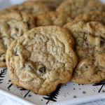 Salted Caramel Chocolate Chip Cookies | My Hot Southern Mess
