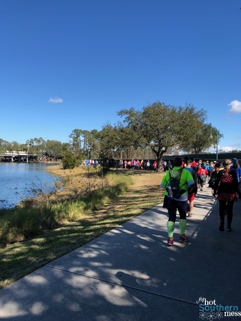 25th Anniversary WDW Marathon Recap