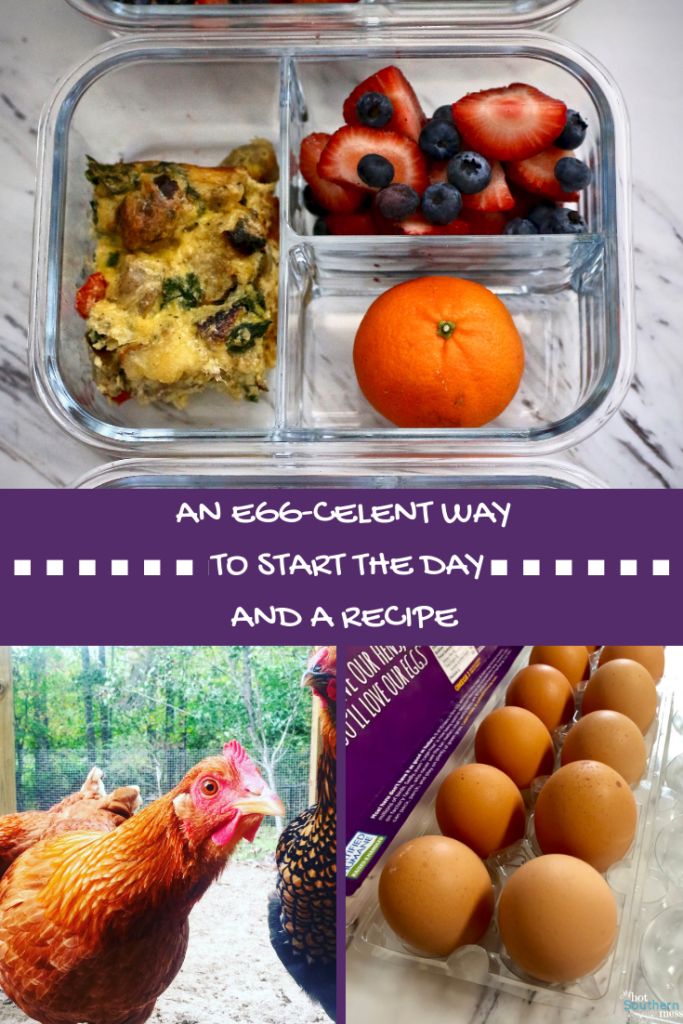An Egg-celent Way to Start the Day and a Recipe | My Hot Southern Mess