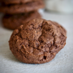 Chocolate Espresso Cookies | My Hot Southern Mess