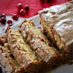 Cranberry Orange Loaf | My Hot Southern Mess